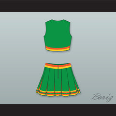 East Compton Clovers Cheerleader Uniform Bring It On - borizcustom - 2