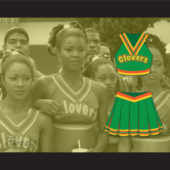 East Compton Clovers Cheerleader Uniform Bring It On - borizcustom - 3