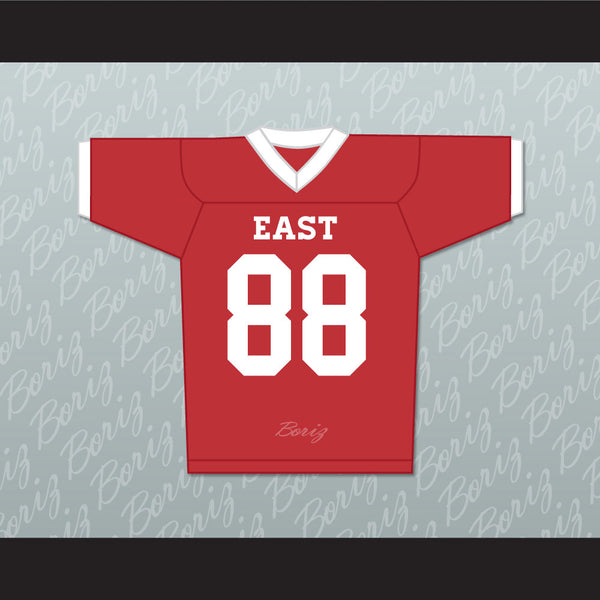 Hastings Ruckle 88 East Dillon Lions Football Jersey Friday Night Lights - borizcustom