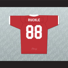Hastings Ruckle 88 East Dillon Lions Football Jersey Friday Night Lights - borizcustom - 2