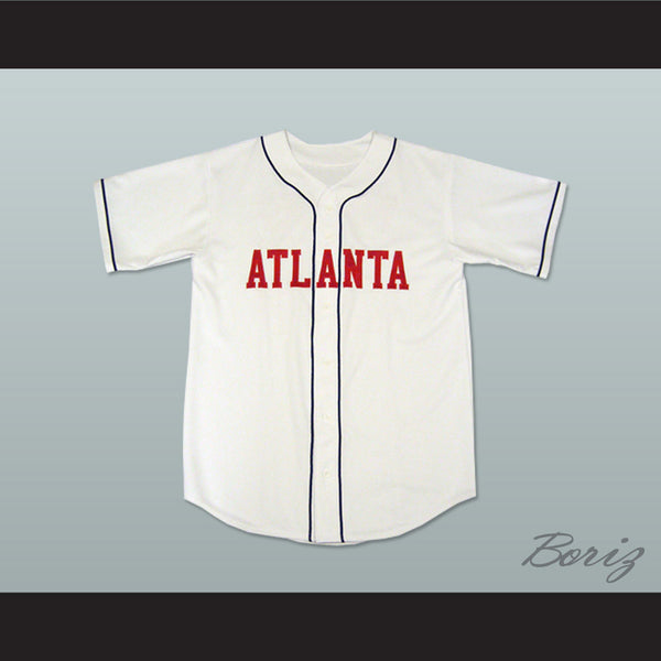 sale retailer 697cd 6efd3 Kenny Powers Eastbound and Down Atlanta Baseball Jersey New