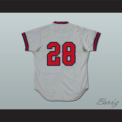 Edmonton Trappers Baseball Jersey Any Player or Number NEW - borizcustom