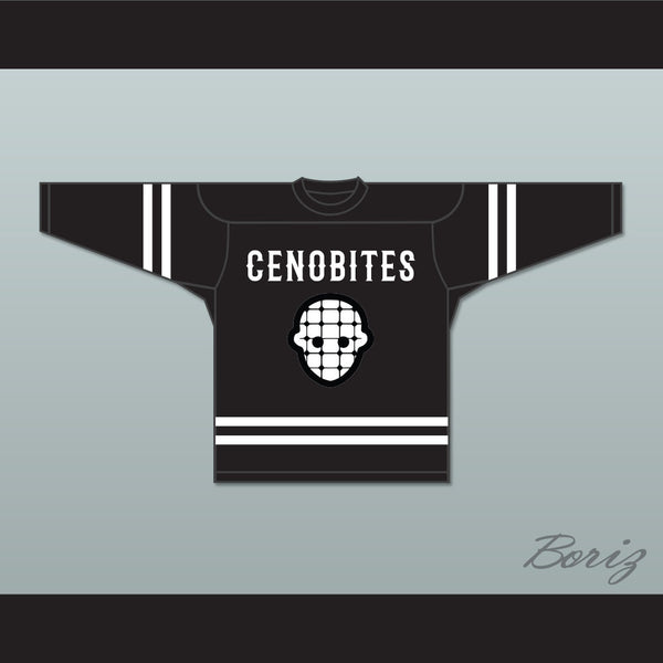 Female Cenobite 2 Cenobites Black Hockey Jersey Hellraiser Series