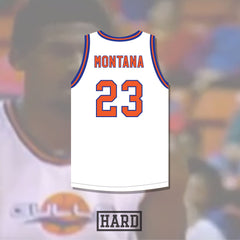Fontay Montana 23 Ocean City Gulls Basketball Jersey by Hard