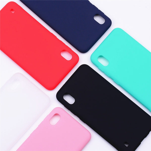 Soft Silicone Phone Case Cover