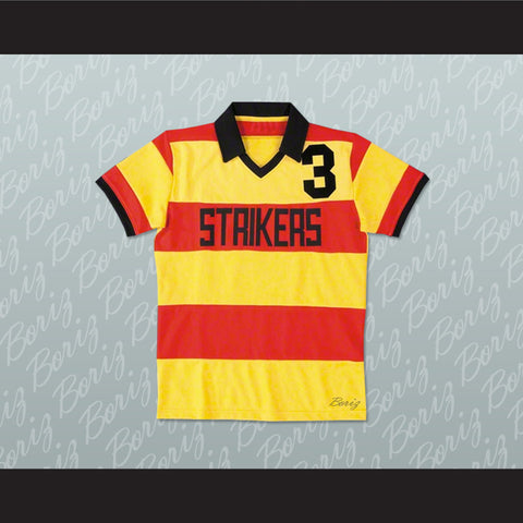 Fort Lauderdale Strikers Football Soccer Polo Shirt Jersey Any Player or Number - borizcustom