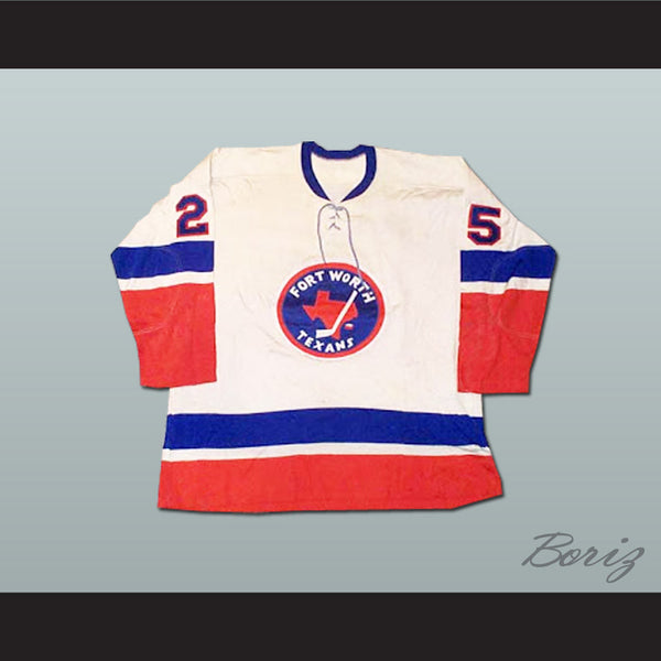 Fort Worth Hockey Jersey Any Player or Number NEW - borizcustom