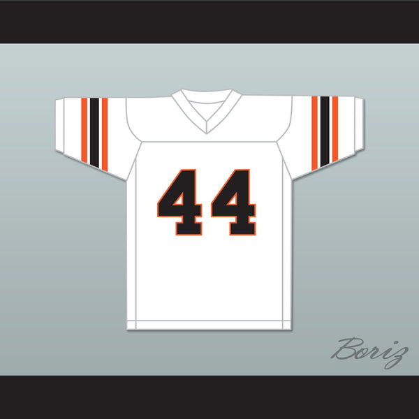 Matt Sabo 44 High School White Football Jersey Full Ride