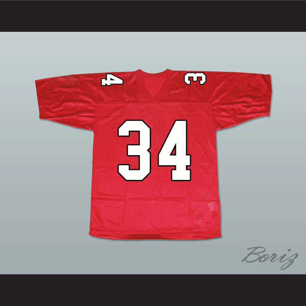 Artie Abrams 34 William Mckinley High School Football Jersey - borizcustom