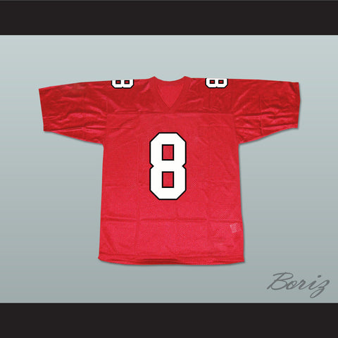 Tina Cohen-Chang 8 William Mckinley High School Football Jersey - borizcustom