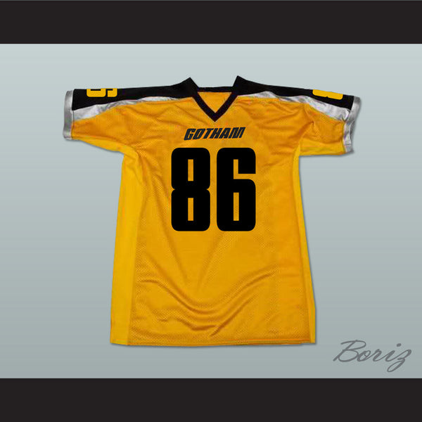new styles 6015c 1e3c1 Gotham Rogues Hines Ward 86 Football Jersey Stitch Sewn New