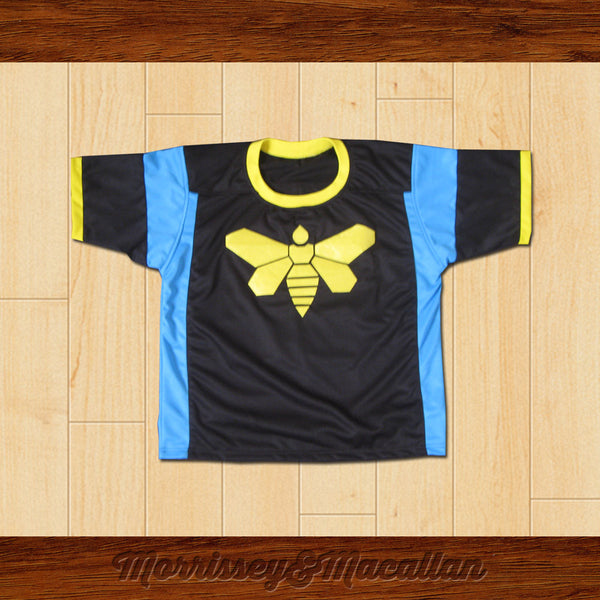 Golden Moth Heisenberg 52 Football Jersey by Morrissey&Macallan - borizcustom
