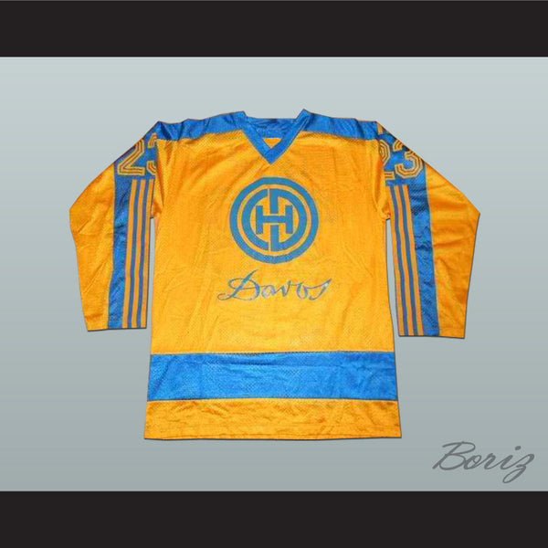 HC DAVOS HCD Jacques Soguel Hockey Jersey Any Player or Number - borizcustom - 1