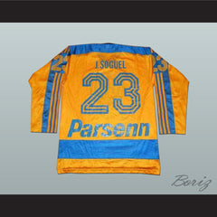 HC DAVOS HCD Jacques Soguel Hockey Jersey Any Player or Number - borizcustom - 2