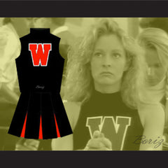 Heathers Heather McNamara (Lisanne Falk) Westerburg High School Cheerleader Uniform Stitch Sewn - borizcustom - 2