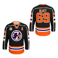 Doug Glatt 69 Halifax Hockey Jersey 2 Colors