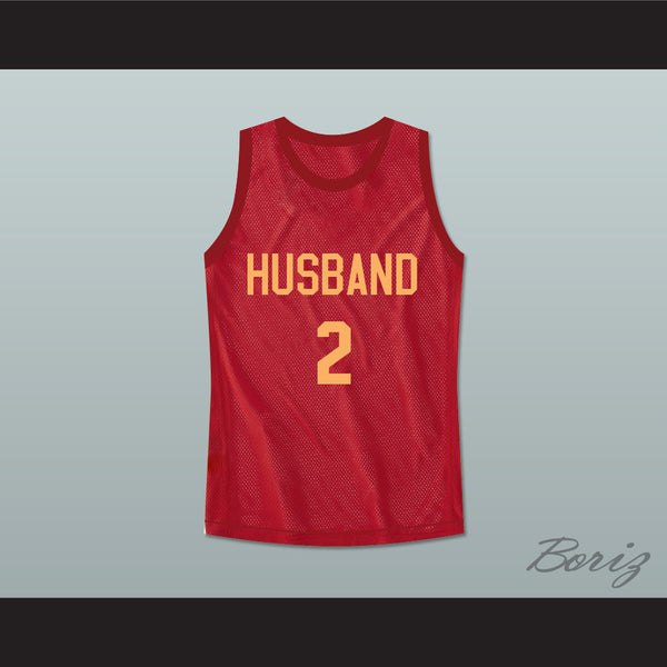 Saved By The Bell AC Slater Husband 2 Basketball Jersey Family Roleplay - borizcustom - 1