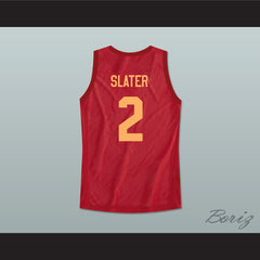 Saved By The Bell AC Slater Husband 2 Basketball Jersey Family Roleplay - borizcustom - 2