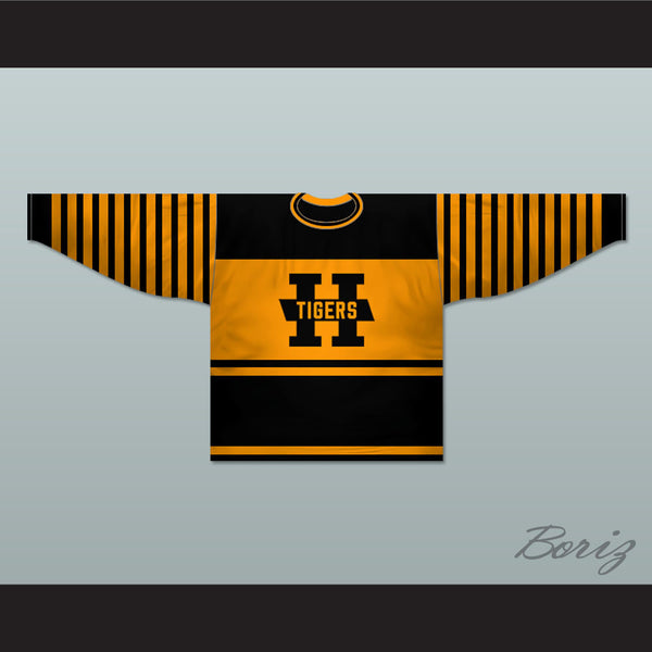 1924-1925 Hamilton Tigers Hockey Jersey Replica New - borizcustom