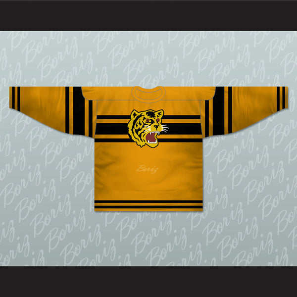 Hamilton Tigers 1928-29 Hockey Jersey Any Number or Player New - borizcustom