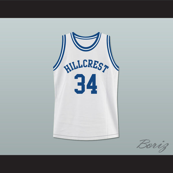 Ray Allen Shuttlesworth 34 Hillcrest High School Basketball Jersey - borizcustom