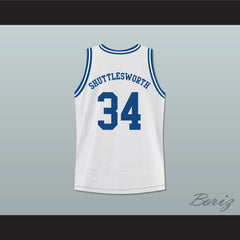 Ray Allen Shuttlesworth 34 Hillcrest High School Basketball Jersey - borizcustom - 2