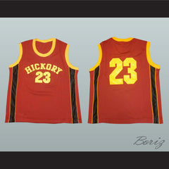 Hickory High School Basketball Jersey NEW Stitch Sewn Hoosiers Movie Any Player or Number - borizcustom - 3