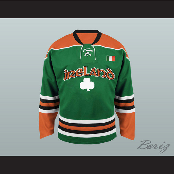 Irish Hockey Jersey Any Player or Number - borizcustom