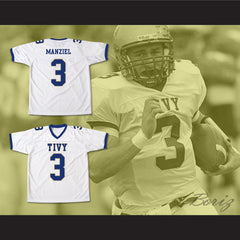 Johnny Manziel 3 TIVY High School Football Jersey - borizcustom