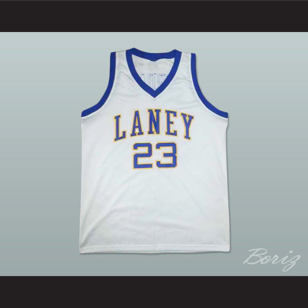 Product Image Michael Jordan Laney High School Basketball Jersey New Any  Size - borizcustom ... bdf6ff3bde7d
