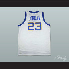 Michael Jordan Laney High School Basketball Jersey New Any Size - borizcustom