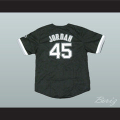 Michael Jordan Rookie 45 Baseball Jersey Sewn Any Size Chicago HOF New - borizcustom