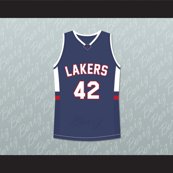 Kevin Love Lake Oswego Lakers High School Basketball Jersey