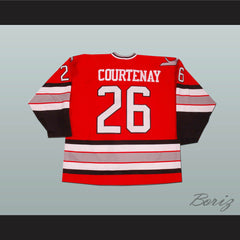 Kansas City Blades Hockey Jersey Any Player or Number - borizcustom