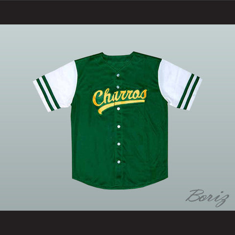 4e392d3db89 Kenny Powers Eastbound and Down Mexican Charros Baseball Jersey New