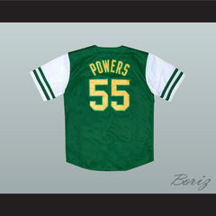 Kenny Powers Eastbound and Down Mexican Charros Baseball Jersey New - borizcustom