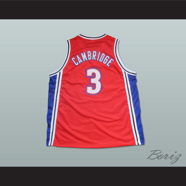 6f6f7c2033c5 Lil Bow Wow Calvin Cambridge 3 Los Angeles Knights Red Basketball Jersey  Like ...