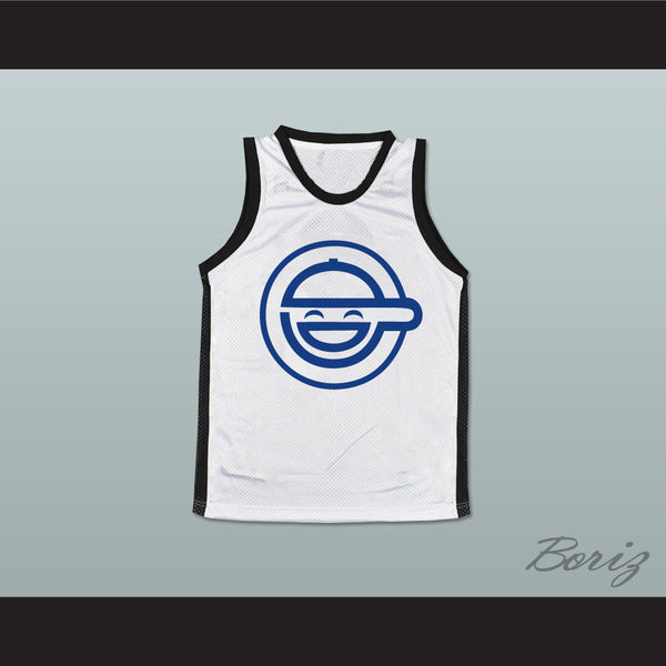 Laughing Man Basketball Jersey Any Name or Player - borizcustom