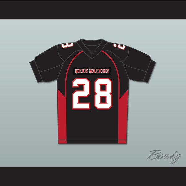 28 Lewis Mean Machine Convicts Football Jersey - borizcustom