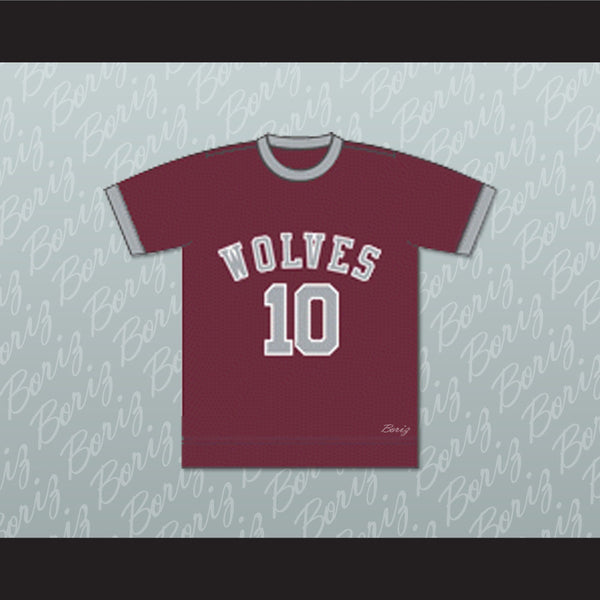 Los Angeles Wolves Football Soccer Jersey Any Player or Number New - borizcustom