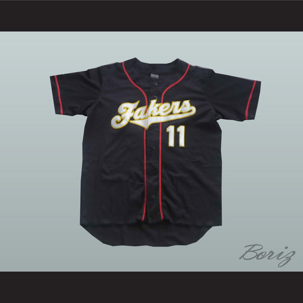 L. Motoda Fakers Baseball Jersey Any Name or Number New - borizcustom