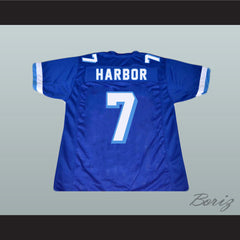 Lance Harbor West Canaan Coyotes Football Jersey Varsity Blues Paul Walker - borizcustom