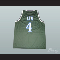 Jeremy Lin High School Basketball Jersey Stitch All Sizes New - borizcustom
