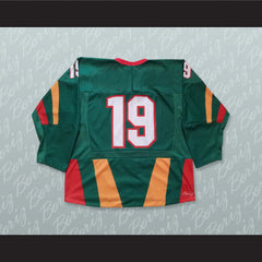 Lithuania Hockey Jersey Stitch Sewn Any Player or Number - borizcustom