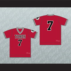 Los Angeles Toros Football Soccer Jersey Any Player or Number New - borizcustom
