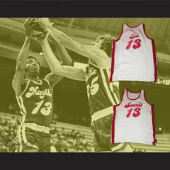 Memphis Collis Jones 13 Old School Basketball Jersey Stitch Sewn New - borizcustom