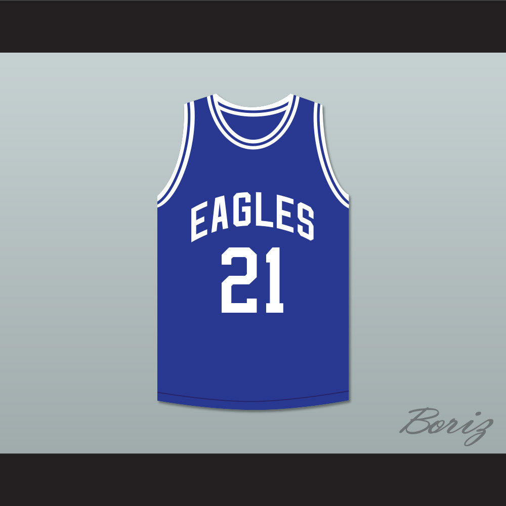 eagles basketball jersey