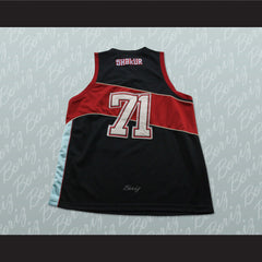 Tupac Shakur 71 Makaveli Basketball Jersey Stitch Sewn Any Player or Number - borizcustom - 2