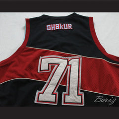 Tupac Shakur 71 Makaveli Basketball Jersey Stitch Sewn Any Player or Number - borizcustom - 4