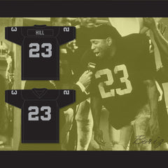 LL Cool J Marion Hill 23 Pro Career Football Jersey In the House